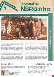 Informativo Semanal 627.pdf - PARóQUIA NOSSA SENHORA ...