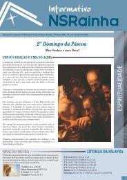 13/04/2012 05 a 21 de abril Informativo Semanal - 565 221 Kb