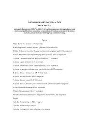 TARYBOS REGLAMENTAS (EEB) Nr. 574/72 1972 m. kovo 21 d ...