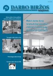 DBN 2008 09.pdf - Lietuvos darbo birža