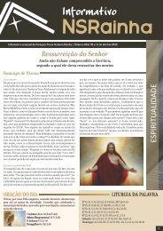 Informativo Semanal - 564.pdf - PARóQUIA NOSSA SENHORA ...