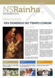 Informativo Semanal 639_site.pdf - PARóQUIA NOSSA SENHORA ...