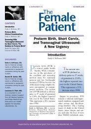 Preterm Birth, Short Cervix, and Transvaginal Ultrasound: A New ...