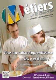 N°213 - Avril 2010 - Chambre de métiers