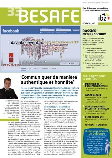 BESAFE magazine 33