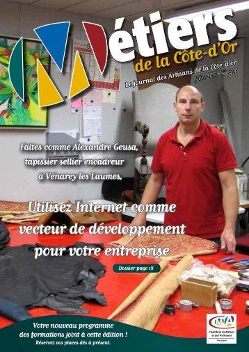 N°219 - Juin 2011 - Chambre de métiers