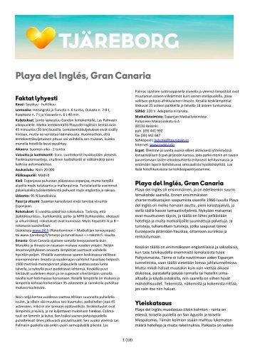 Kohdeopaskirja_Gran_Canaria_Playa_del_Ingles