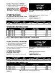 specifications - Kuriyama of America - Page 7
