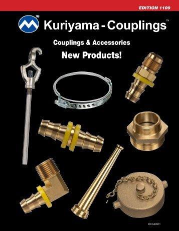 New Products! - Kuriyama of America