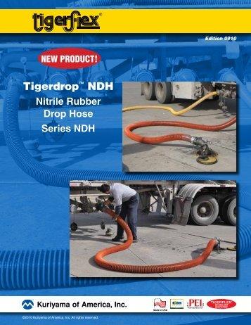 Tigerdrop™ NDH - Kuriyama of America