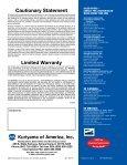 Tigerdrop™ NDH - Kuriyama of America - Page 4