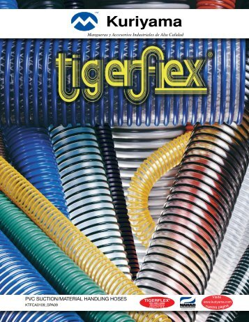 PVC sUCTION/MATERIAL HANDLING HOsEs