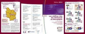 Les chiffres clés de l'Artisanat en Bourgogne - Chambre de métiers