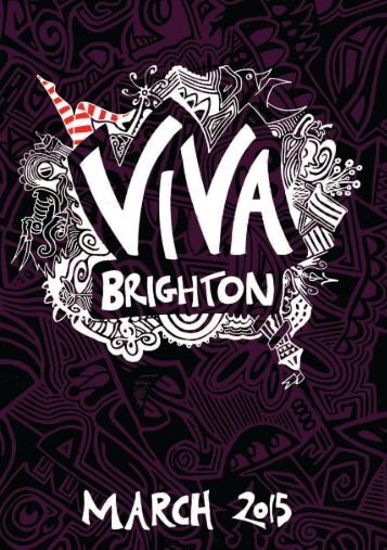 Viva Brighton March 2015 Issue #25