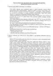 Akmenės rajono agentūros 2012 m. veiklos ataskaita - RAAD