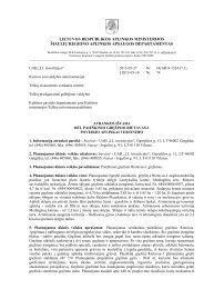 paieškinio gręžinio Rietavas-1 poveikio aplinkai ... - Šiaulių RAAD