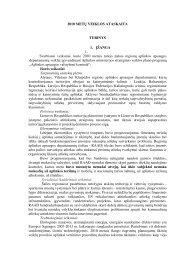2010 metų departamento veiklos ataskaita - RAAD