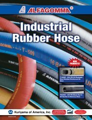 Industrial Rubber Hose - Goodyear