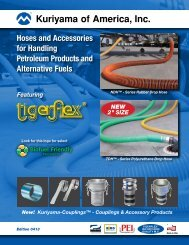 Hoses and Accessories for Handling Petroleum Products and ...
