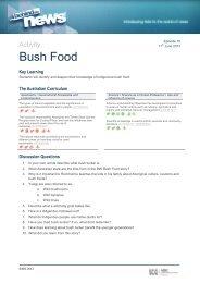 Bush Food