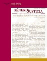 Interpretación en el arte y el quehacer jurisdiccional - Programa de ...