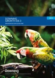 Downing Protected IHT LLP - Clubfinance