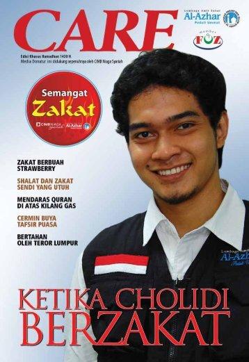 Majalah CARE, Edisi Khusus Ramadhan 1430 H Majaalalah hh CA ...