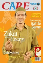 Battle Game - Al-Azhar Peduli Ummat