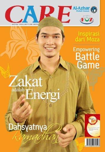 Battle Game - Al-Azhar Peduli Ummat