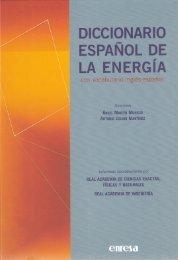 DICCIONARIO ESPANOL DE LA ENERGIA - Miliarium