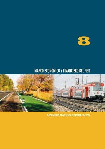 marco económico y financiero del peit - Plan Estratégico de ...