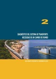 diagnóstico del sistema de transporte - Plan Estratégico de ...