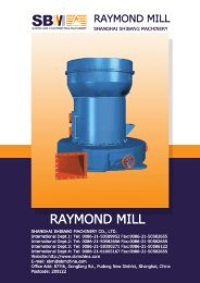 LM Vertical Mill - SBM Grinding Mill