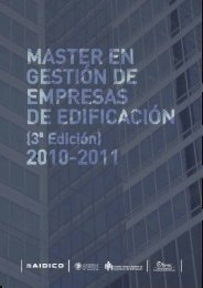 libro master - aidico