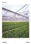 Anwendungen Empfehlungen zur Pflanzenbestrahlung - Seite 4