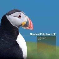 Download Nautical Interim Report 31 December ... - Cairn Energy PLC