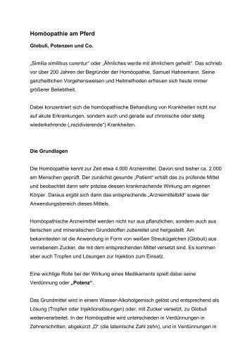 Wwwtierheilpraxis Moessnerde Magazine