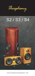 Surround Speakers - Theophany love speakers