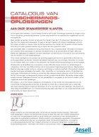 CATALOGUS VAN BESCHERMINGS- OPLOSSINGEN - Page 2