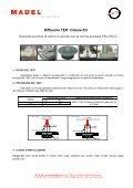 TEK DIFFUSORI CIRCOLARI DA PAVIMENTO - Madel - Page 4