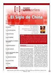 El Siglo de China - Microweb