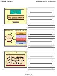 Descriptiva Diagnóstica Predictiva - Microweb