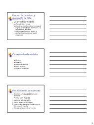 Topicos sobre Muestreo (pdf) - Microweb