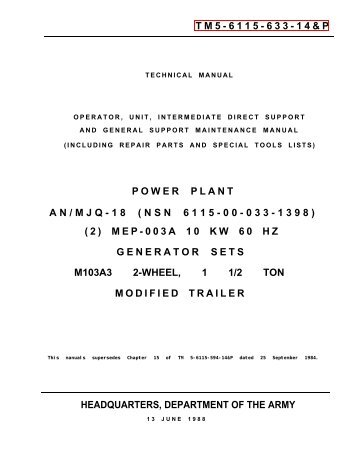 technical manual igor chudov rh yumpu com Technical Maintenance Manual Building Operations Manual Template