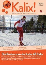 InfoKalix n 4 2014!