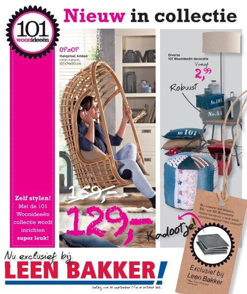 Nieuw In Collectie Zelf Stylen Leenbakker