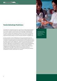 2 Handschuhbedingte Reaktionen - Kimberly-Clark Health Care