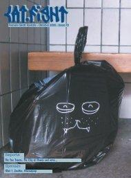 Female Graff Update - Oktober 2005 - Issue #2 - Catfight Magazine