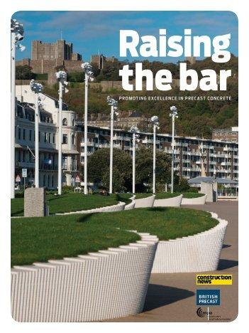 Raising the Bar - British Precast