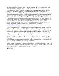 Handbooks & Dictionaries - Valdosta State University